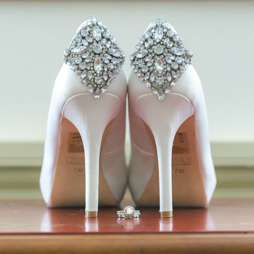 500Xwedding shoes