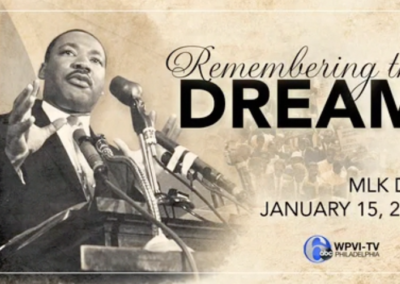 Holiday ID – MLK Jr Day