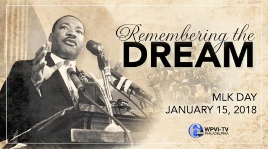 Holiday ID – MLK Jr Day