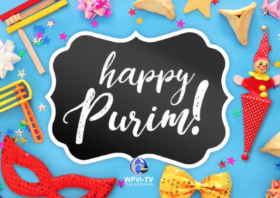 Holiday ID – Purim